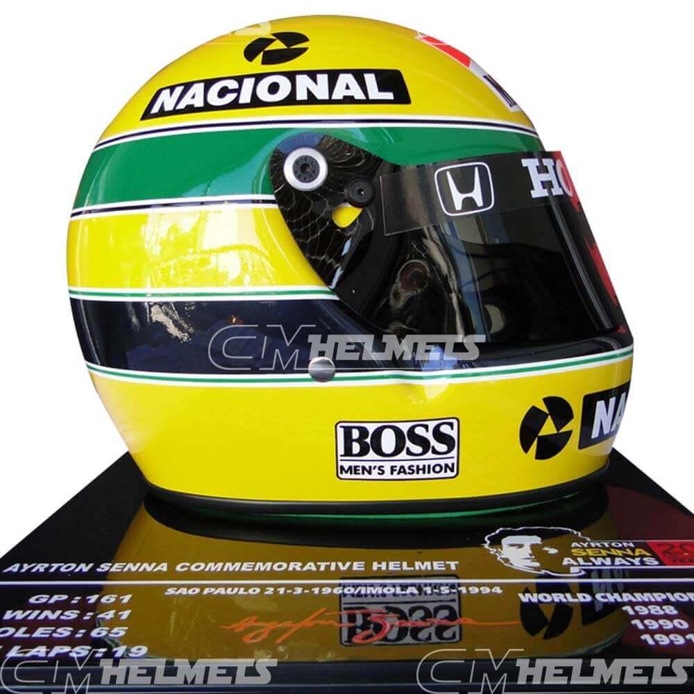 ayrton-senna-1991-20-years-commemorative-helmet-f1-replica-helmet-limited-edition-full-size