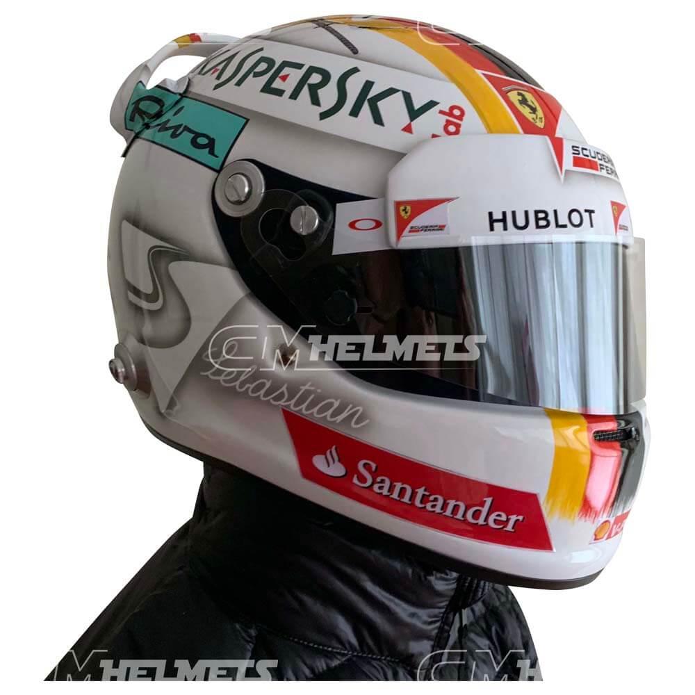 Sebastian-Vettel-2017-Japanese-Suzuka-GP-F1- Replica-Helmet-Full-Size