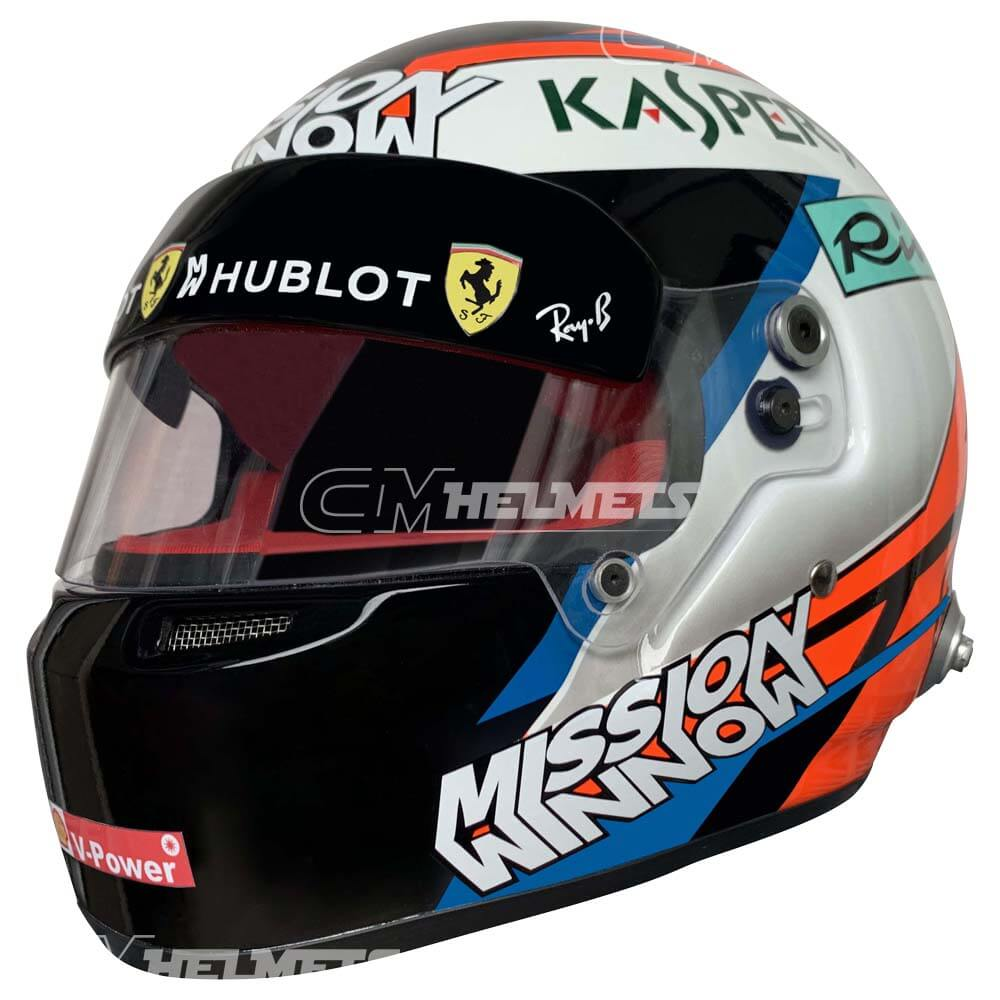 Kimi-Raikkonen-2018-Mission-Minion-F1-Replica-Helmet-Full-Size-be2