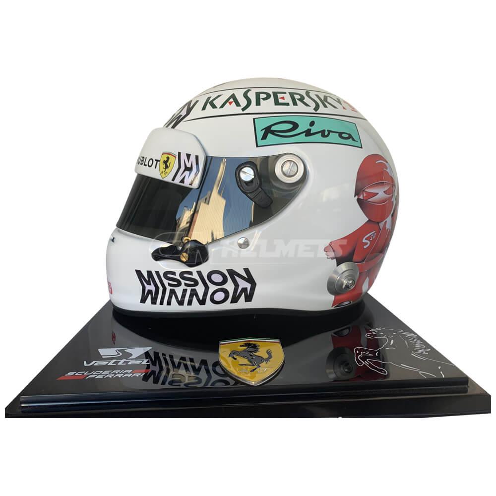 sebastian-vettel-2018-japanese-suzuka- GP-F1- replica-helmet-full-size-be9