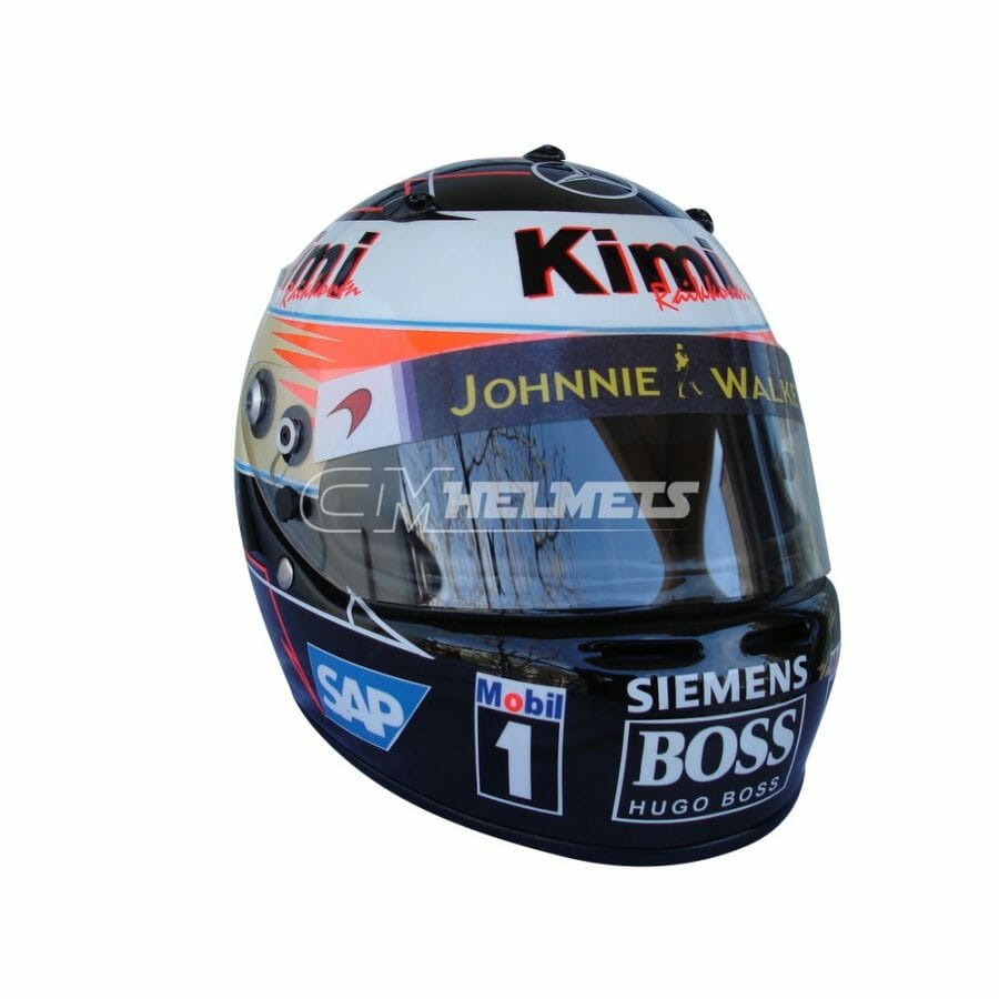 KIMI-RAIKKONEN-2006-WORLD-CHAMPION-JOHNNIE-WALKER-F1-REPLICA-HELMET-2