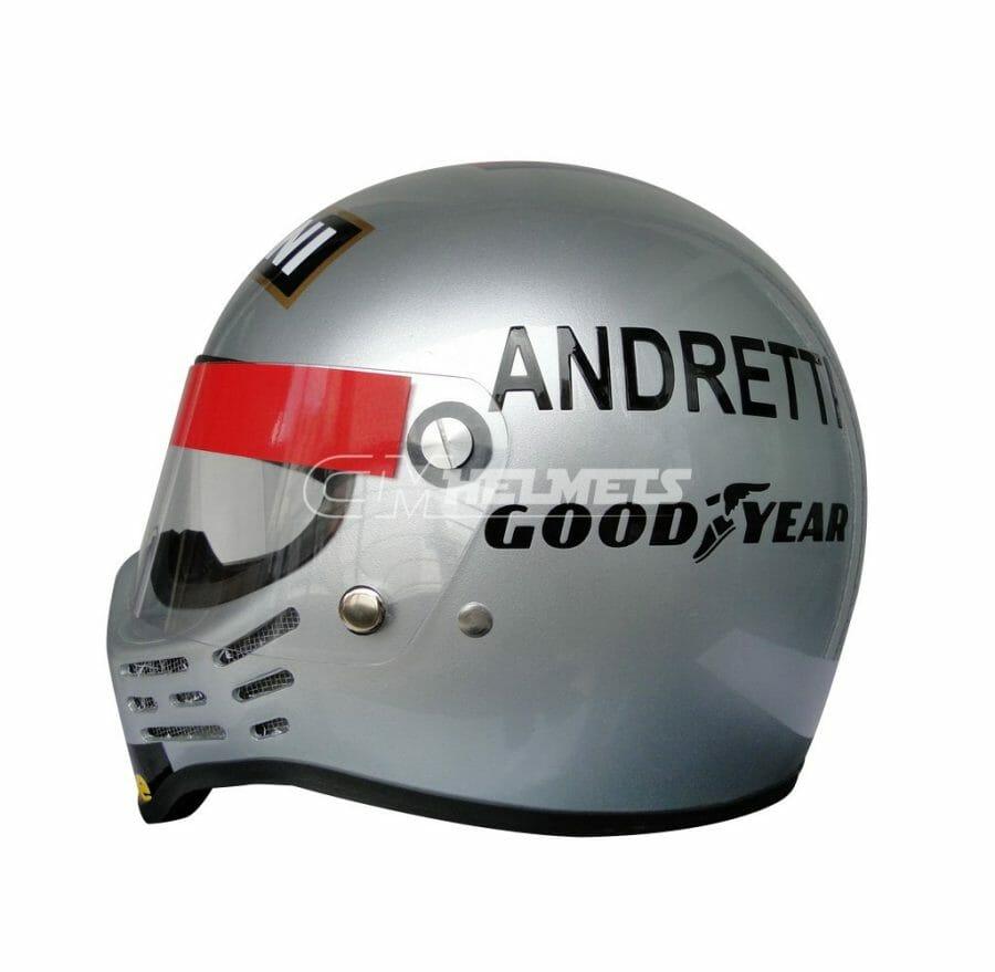 MARIO-ANDRETTI-1978-WORLD-CHAMPION-SIMPSON-BANDIT-F1-REPLICA-HELMET-FULL-SIZE-4