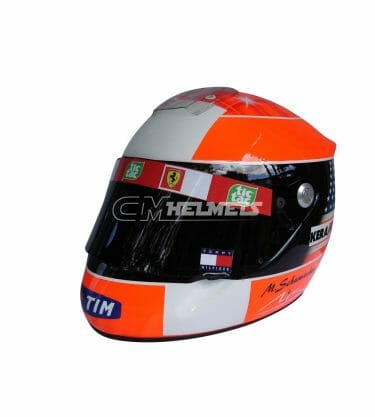 MICHAEL-SCHUMACHER-2001-COMMEMORATIVE-911-EDITION-F1-REPLICA-HELMET-FULL-SIZE-3